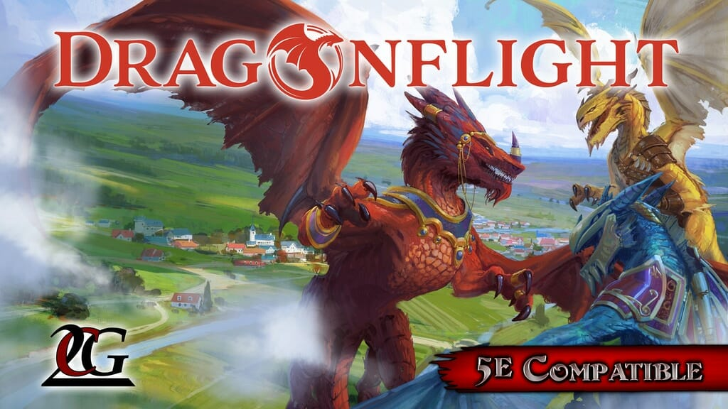Dragonflight from 2CGaming