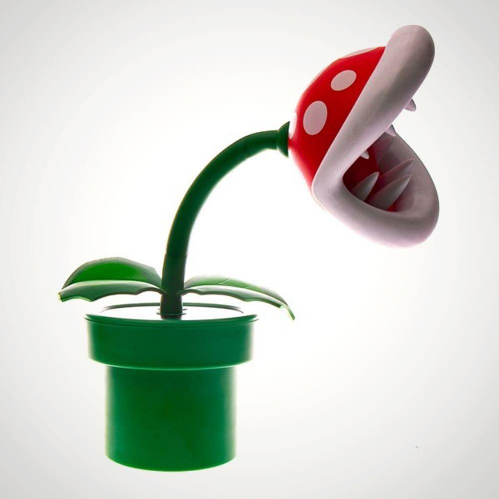 Super Mario Piranha Plant Desk Lamp