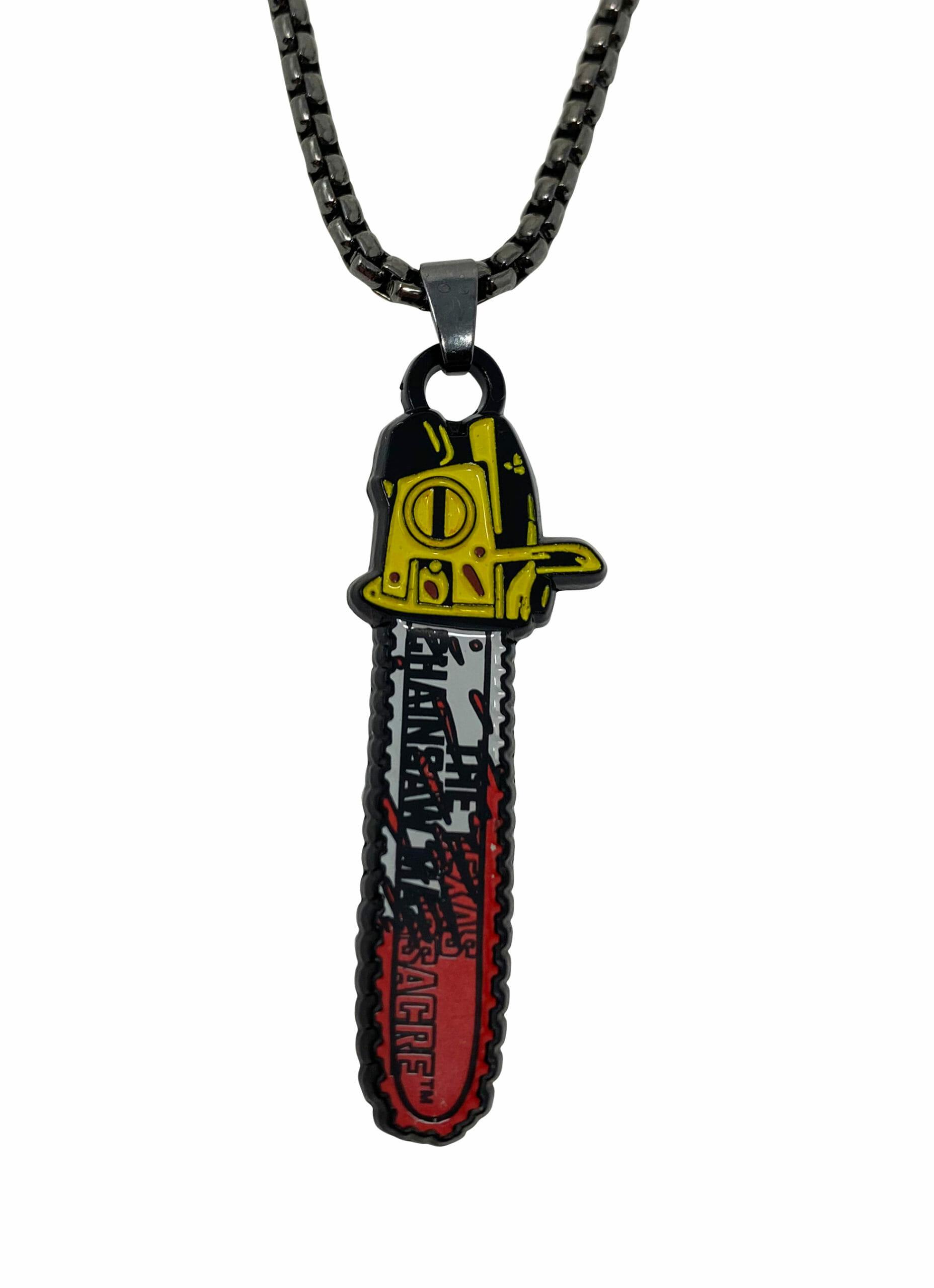 Texas Chainsaw Massacre Necklace