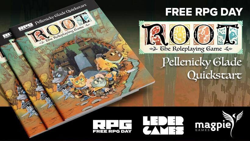 Root at Free RPG Day