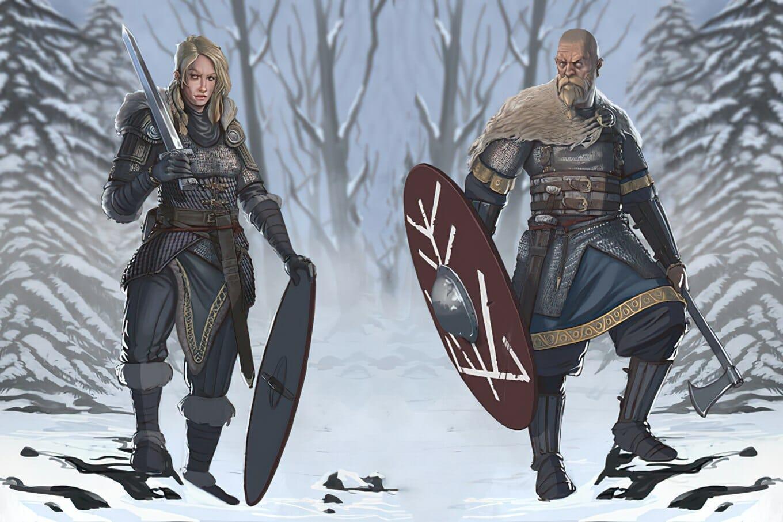 D&D Vikings