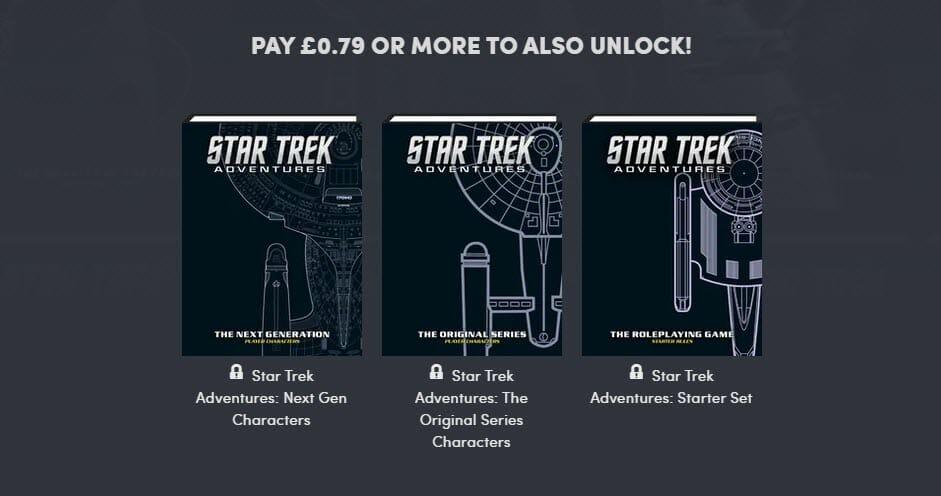 Star Trek RPG bundle