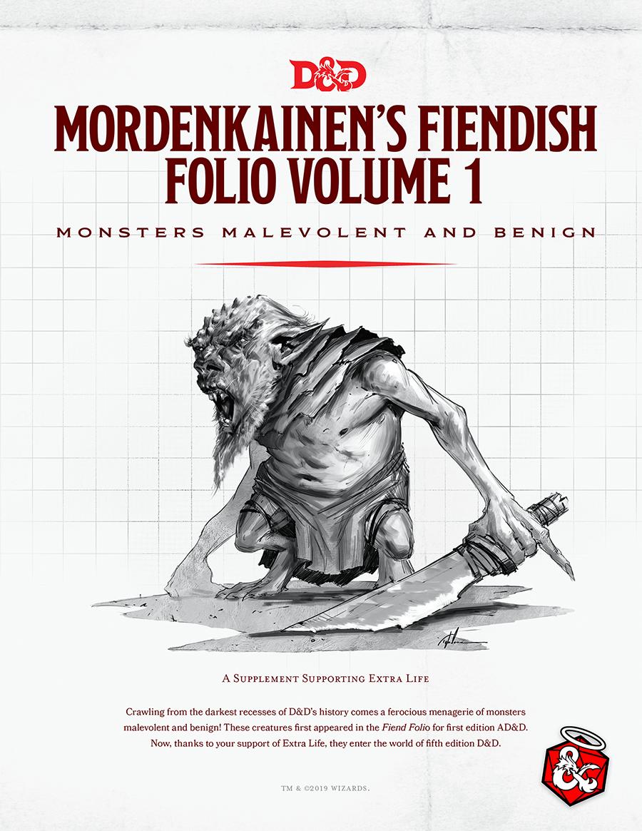 Mordenkainen's Fiendish Folio