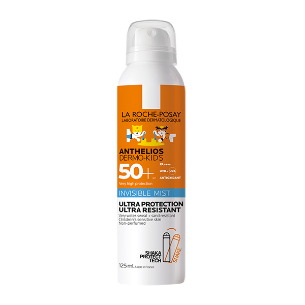 La Roche-Posay Anthelios Invisible Kids Spray Mist SPF50+ (125ml)