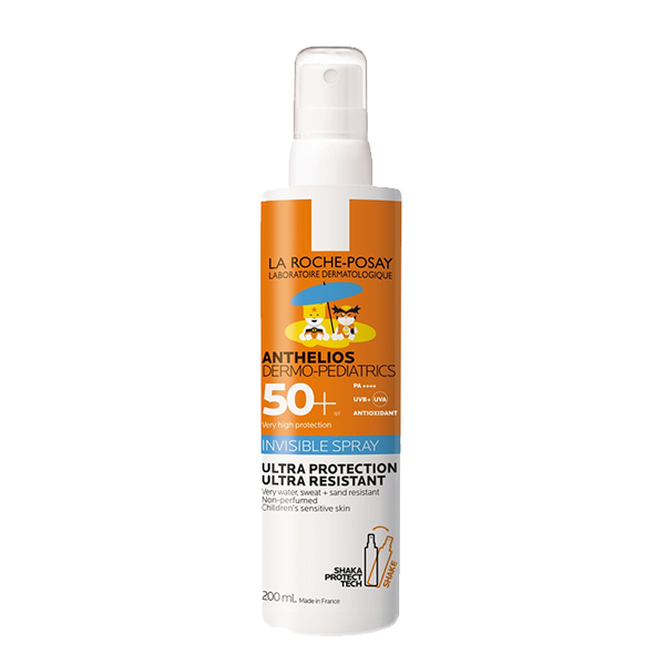 La Roche-Posay Anthelios Invisible Kids Spray Mist SPF50+ (200ml)