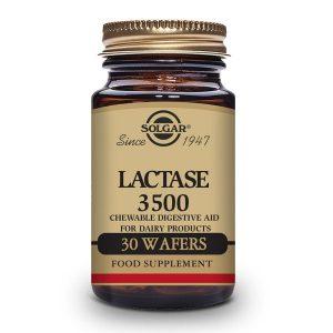Solgar Lactase 3500 Wafers (30)