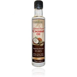 Natures Aid Coconut Oil Liquid (250ml)