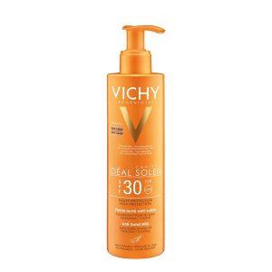 Vichy Idéal Soleil Anti-Sand Sun Cream SPF 30 Pump 200ml