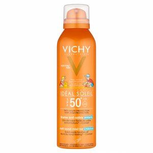 Vichy Idéal Soleil Children's Anti Sand Sun Mist SPF50+ 200ml