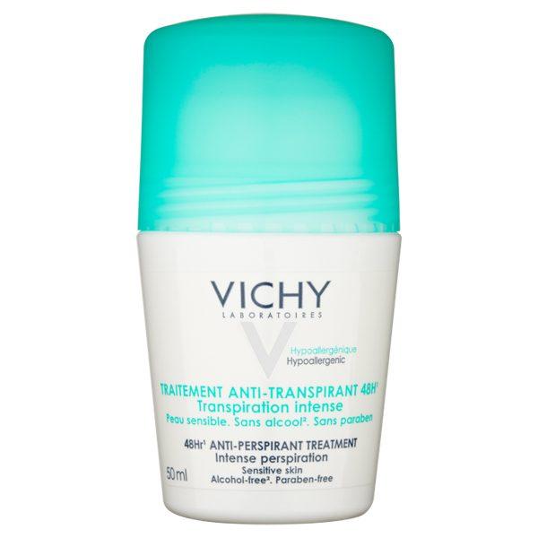 Vichy 48hr Intensive Anti- Perspirant Roll-On 50ml