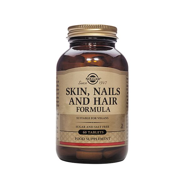 Solgar Skin, Nails and Hair Formula – (120) Tablets