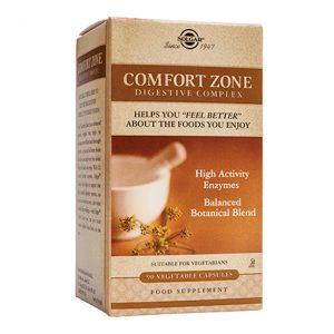 Solgar Comfort Zone Digestive Complex Capsules (90)
