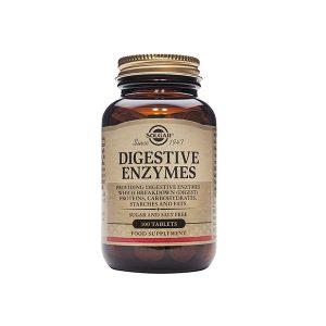 Solgar Digestive Enzymes Tablets (100)
