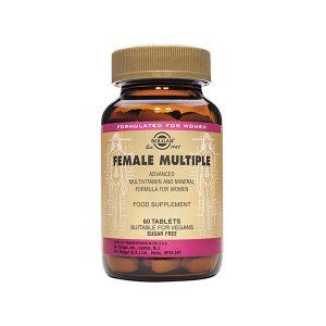 Solgar Female Multiple -Tablets (60)