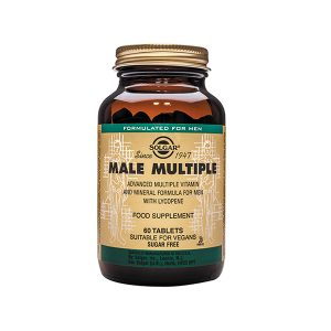 Solgar Male Multiple Tablets (60)