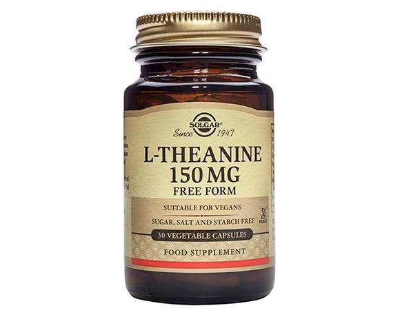 Solgar L-Theanine 150 mg Capsules (30)