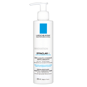 La Roche-Posay Effaclar H Derma-Soothing Cleansing Cream 200ml