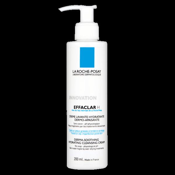 La Roche-Posay Effaclar H Derma-Soothing Cleansing Cream 200ml