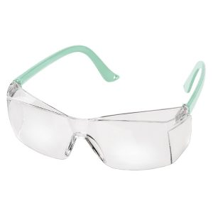 Safety Glass with coloured frames