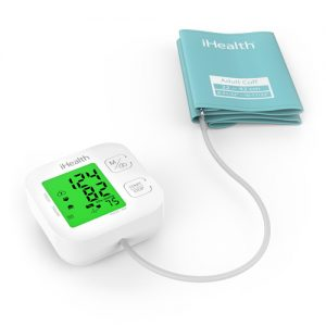 iHealth Track Connected BP Monitor