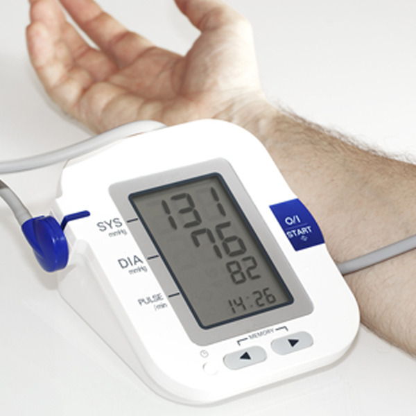 24 Hr Blood Pressure Monitoring
