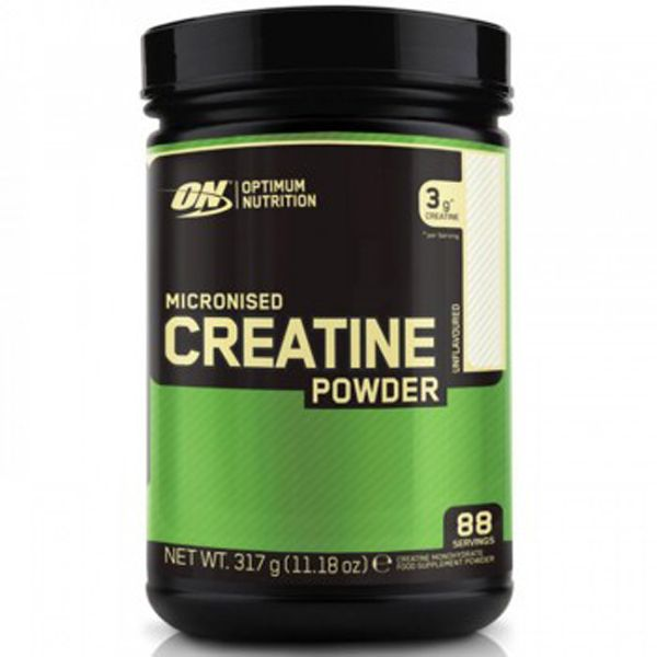 Optimum Nutrition Creatine Powder 330gm