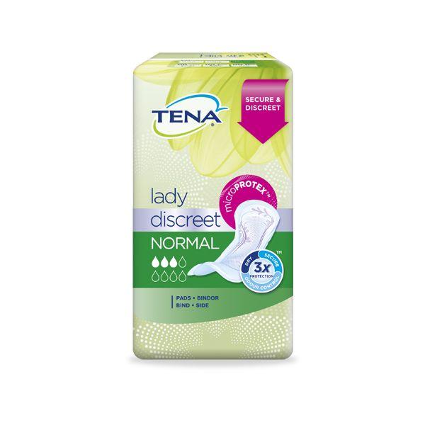 Tena Lady Discreet Normal – 12 Pads