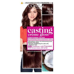 L'Oreal Casting Creme Gloss 515 Chocolate Truffle Semi Permanent Hair Dye