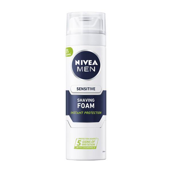 NIVEA Men Sensitive Shaving Foam 200ml