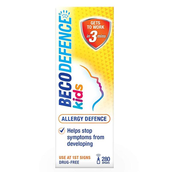 Becodefense Kids Allergy Defense 280 Sprays