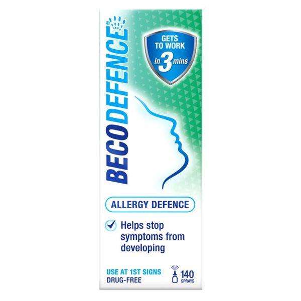 Becodefense Allergy Defense (Prevalin) 140 Sprays