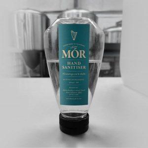 Mór Hand Sanitiser 250ml bottle