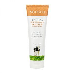 Moogoo MSM Soothing Cream 200g