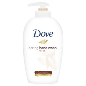 Dove Hand Wash Silk 250ml