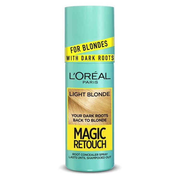 L'oreal Magic Retouch Root Touch Up  (Light Blonde)