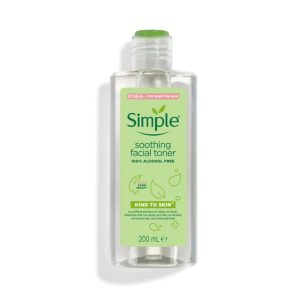 Simple Kind to Skin Soothing Facial Toner (200ml)