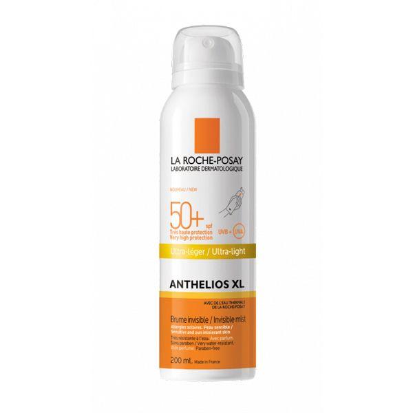 La Roche Posay Anthelios Ultra-Light Body Mist Spray SPF50 (200ml)