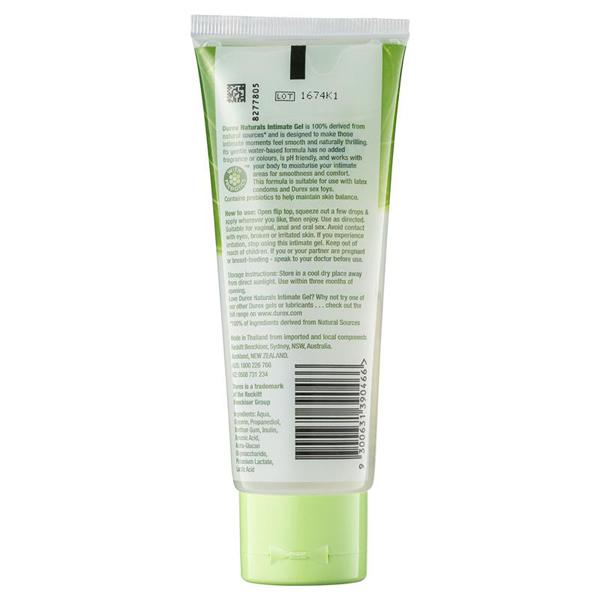 Durex Naturals Pure Intimate Gel (100ml)