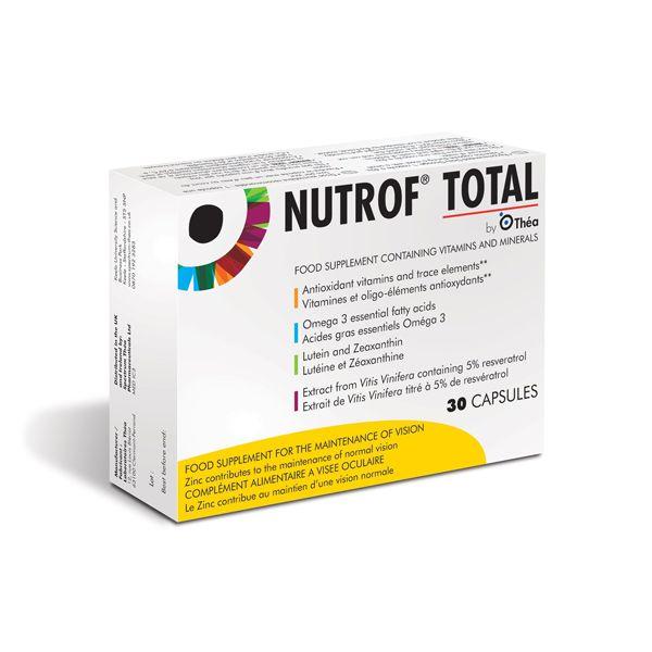 Nutrof Total – 30 Capsules