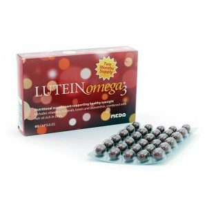 Lutein Omega 3 Supplements – 60 Capsules
