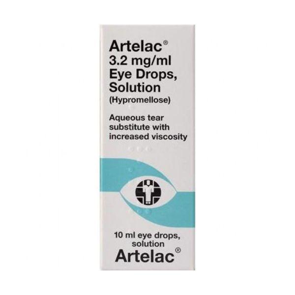 Artelac Eye Drops Solution 10ml