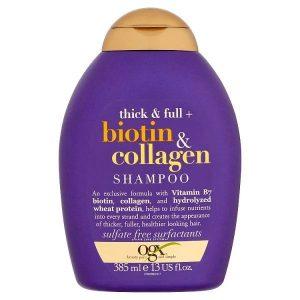 OGX Thick & Full Biotin & Collagen Conditioner (385ml)