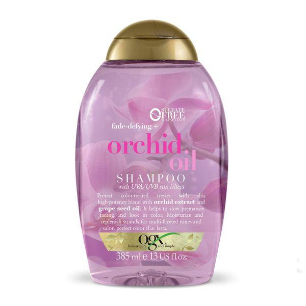 OGX Fade-Defying & Orchid Oil Shampoo (385ml)