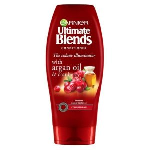 Garnier Ultimate Blends Argan Oil Coloured Hair Conditioner (360ml)