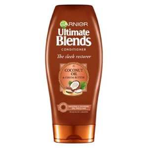 Garnier Ultimate Blends Coconut Oil Frizzy Hair Conditioner (360ml)
