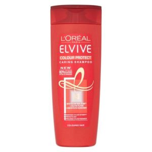 L'Oreal Elvive Colour Protect Coloured Hair Shampoo (400ml)