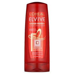 L'Oreal Elvive Colour Protect Coloured Hair Conditioner (400ml)