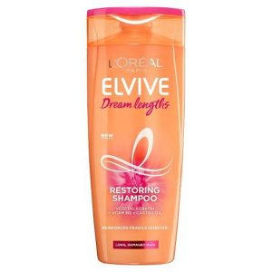 L'Oreal Elvive Dream Lengths Long Hair Shampoo (400ml)