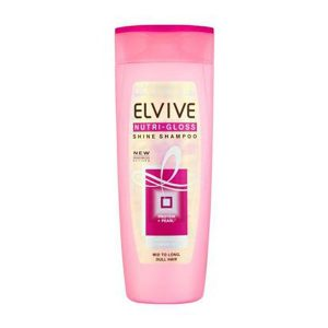 L'Oreal Elvive Nutri-Gloss Shine Conditioner (400ml)