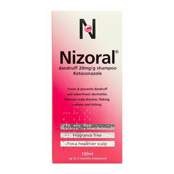 Nizoral Shampoo Anti-Dandruff (60ml)